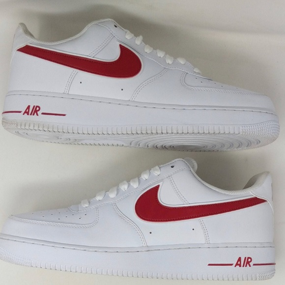 Nike Shoes Air Force 1 Low 07 3 Gym Red Poshmark